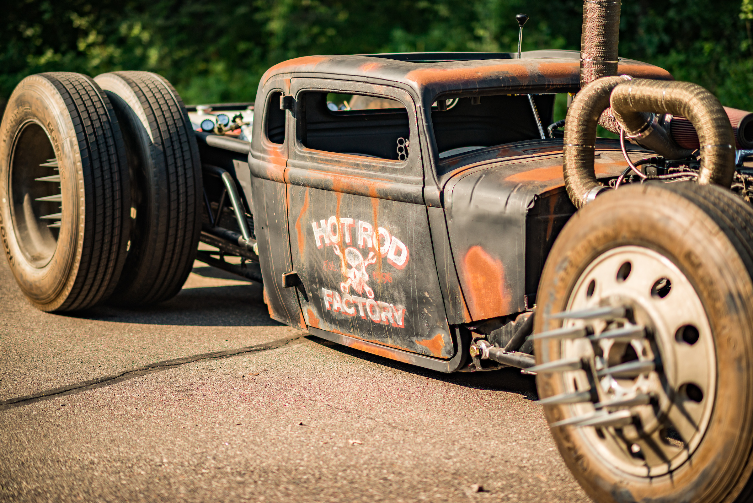 Minnesota Hot Rod Factory Rat Rod