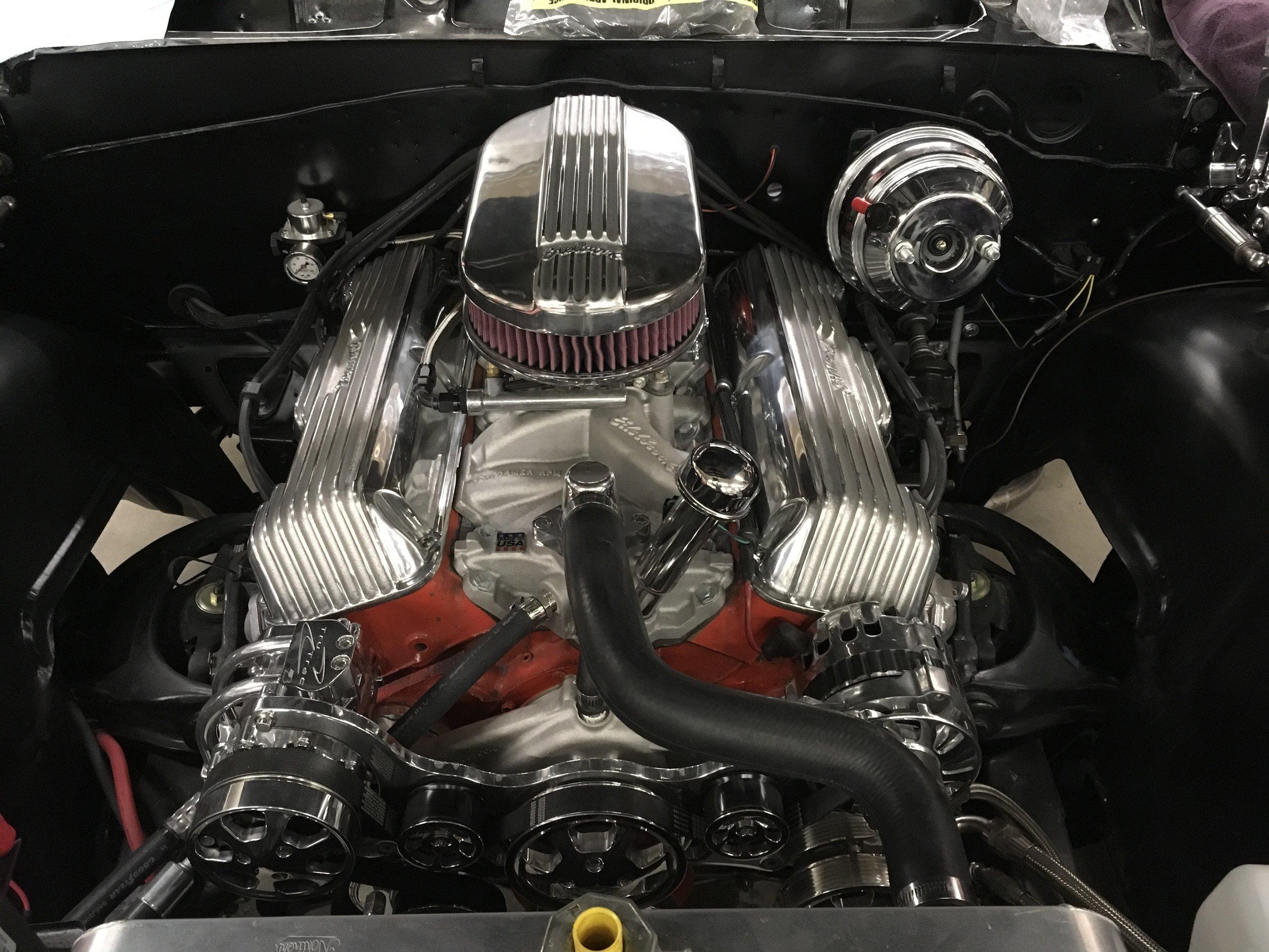 1964 Impala, 409