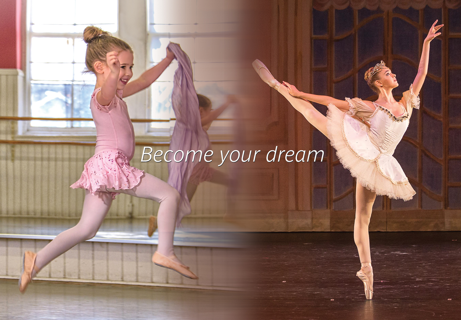 Become your Dream at Philadelphia Dance Theatre