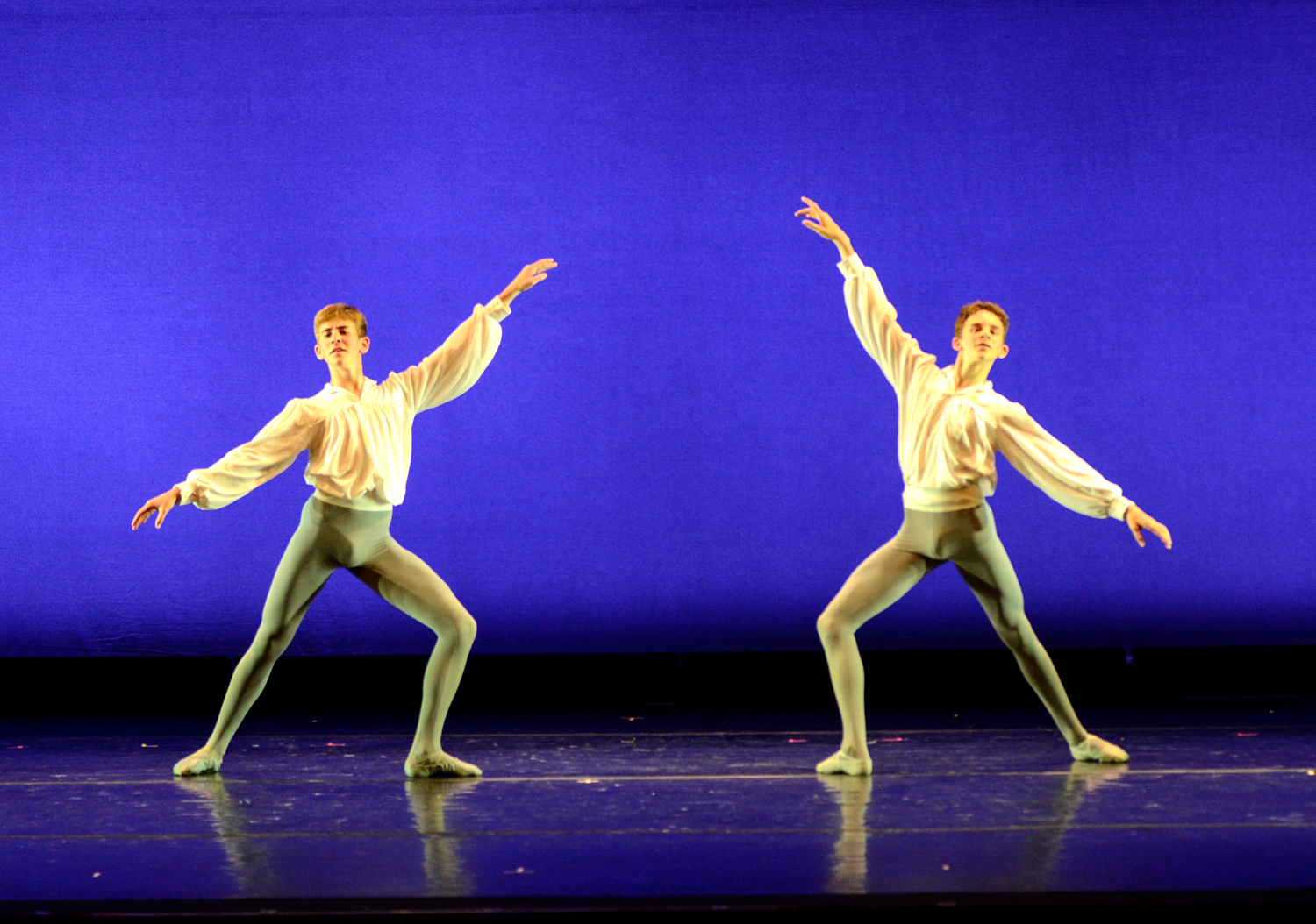 Philadelphia Dance Theatre Boys Performing