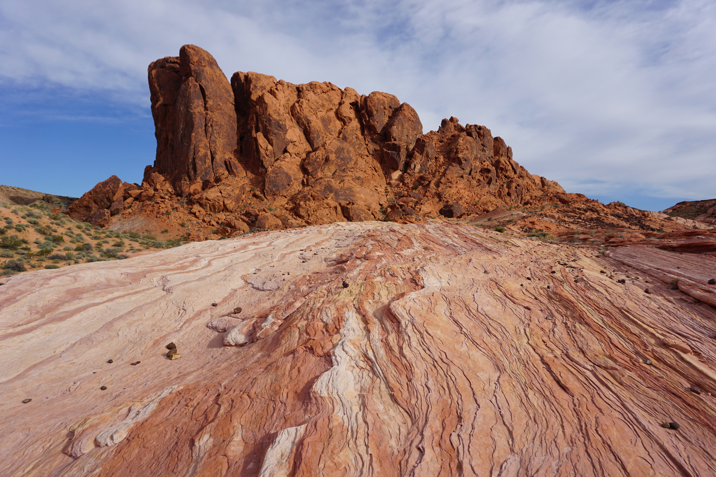 Above : Valley Of Fire State Park