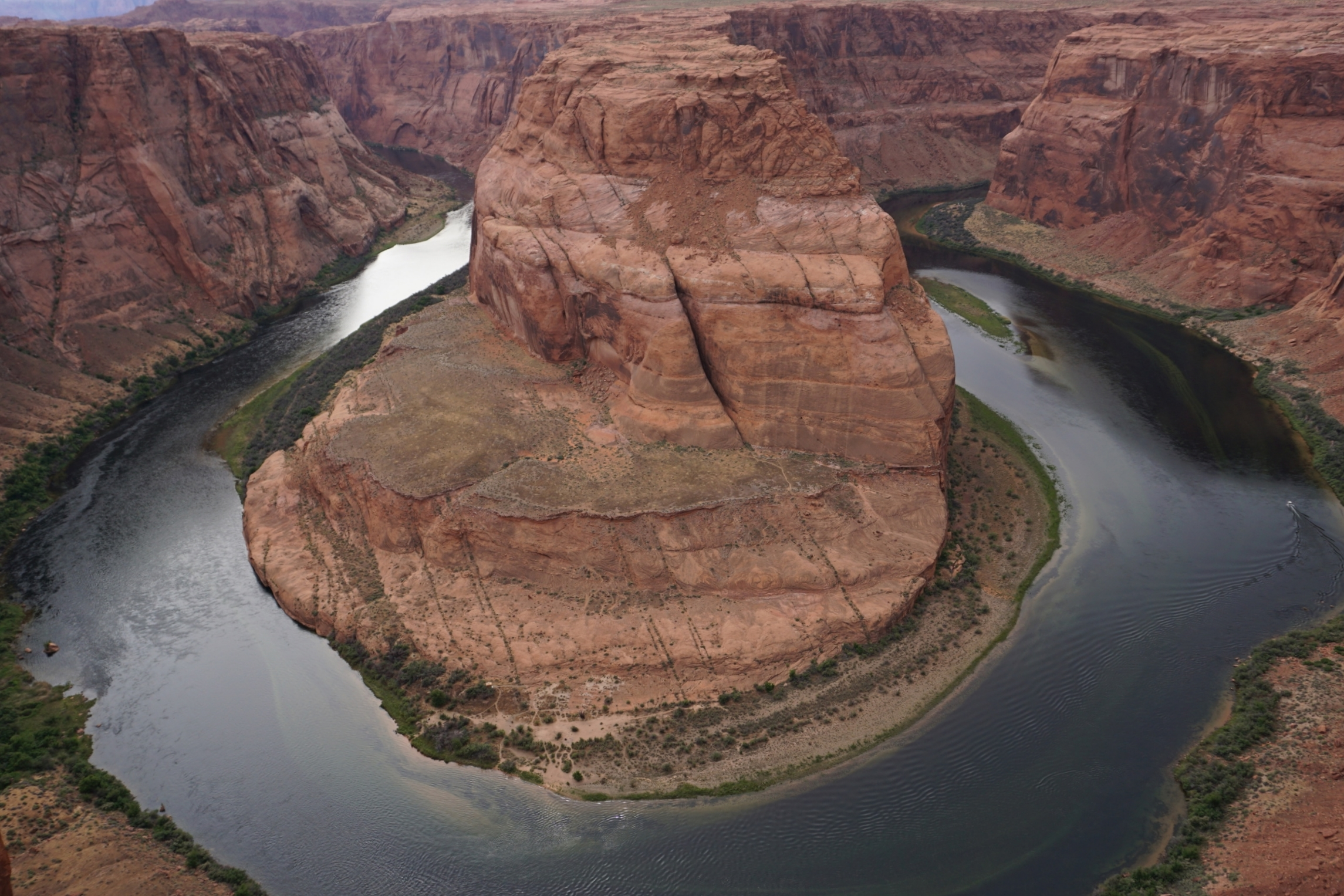 Above : Horseshoe Bend
