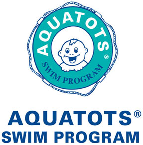 AQUATOTS Swim Program Logo