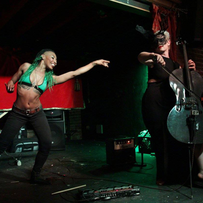 Haus Serpens Cabaret with Mojo Deville