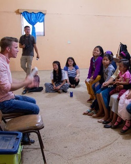 Mexico Project - 600+ VolunteersTeaching and sharing God's love to the people of Mexico.YWAM SD BAJA >