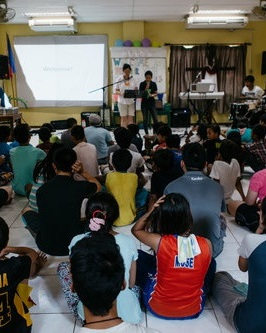 Philippines Project - 100+ VolunteersTeaching and sharing God's love to the people of Philippines.YWAM PHILIPPINES >