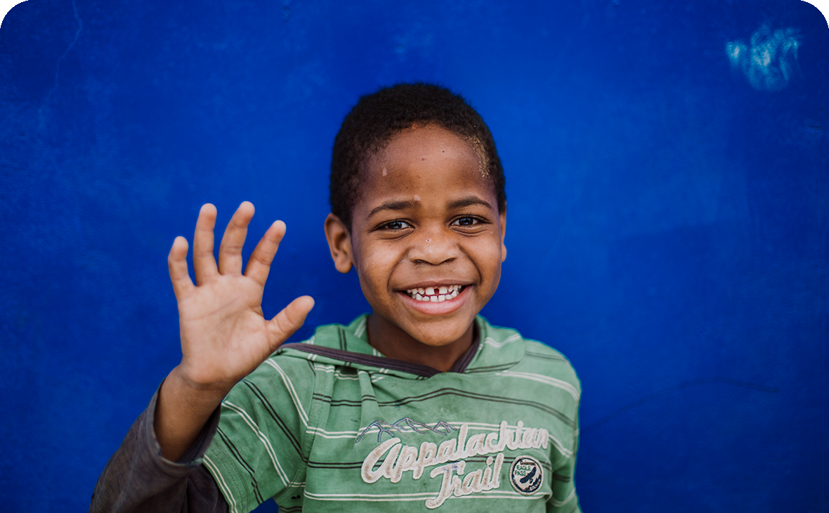 Sponsor a Child - Your monthly donation meets the needs of children in our Iris centers around the world. Every gift impacts a child's life.Learn More →