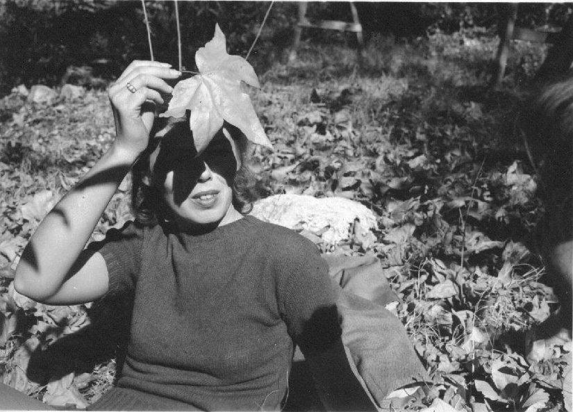 Helen Lundeberg  Mt. Baldy  October 1943