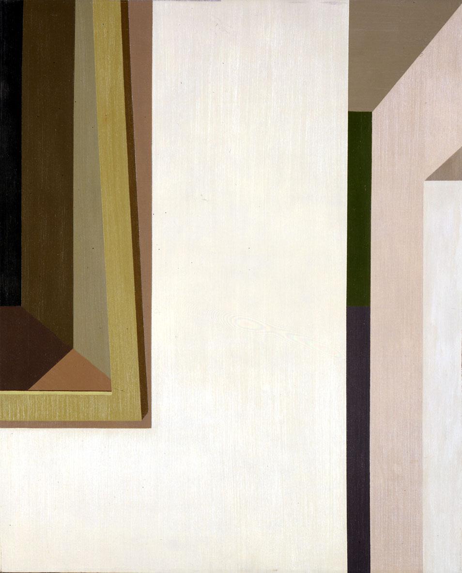 Untitled (Interior with Doorway)