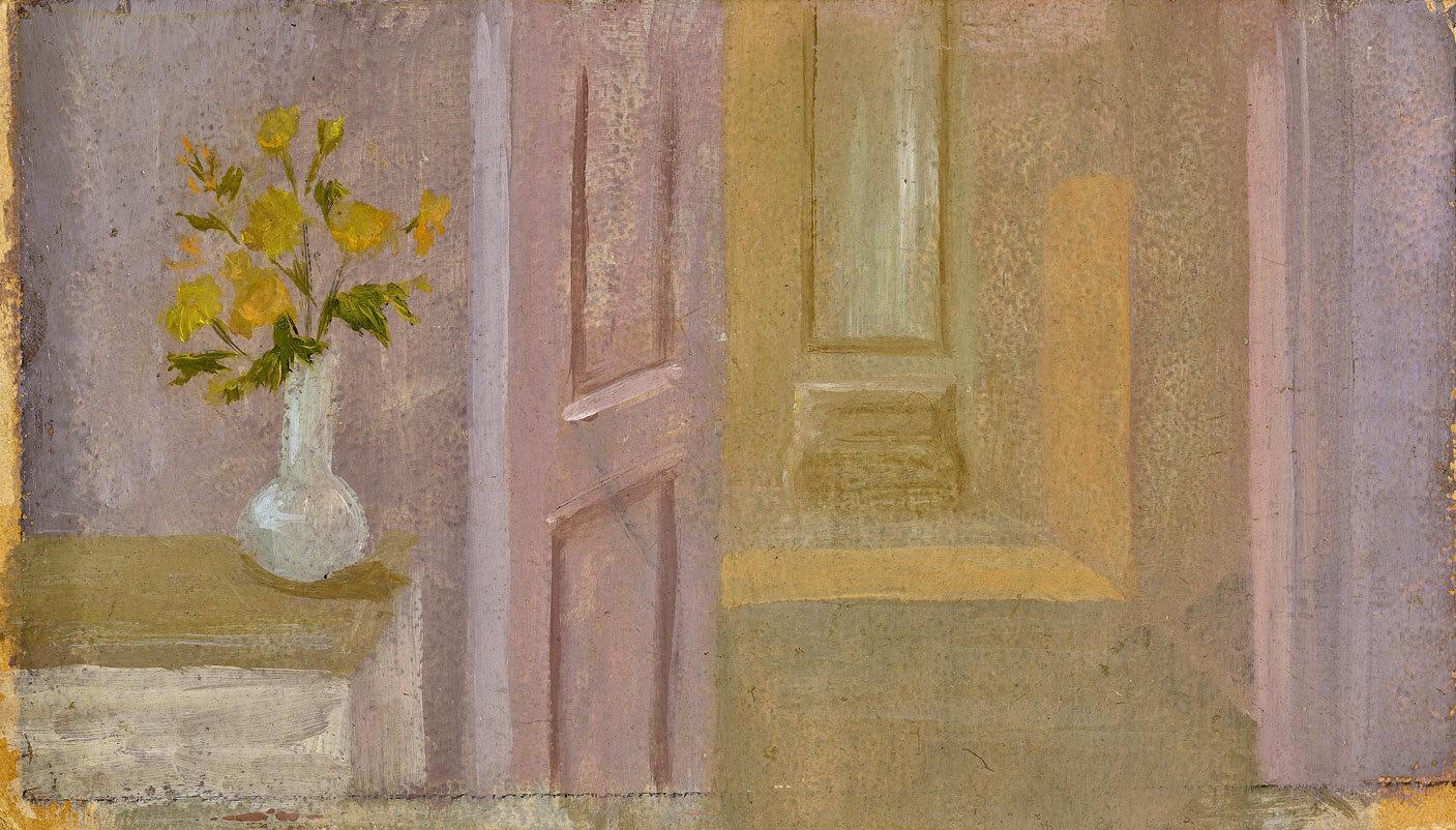 Interior , 1955