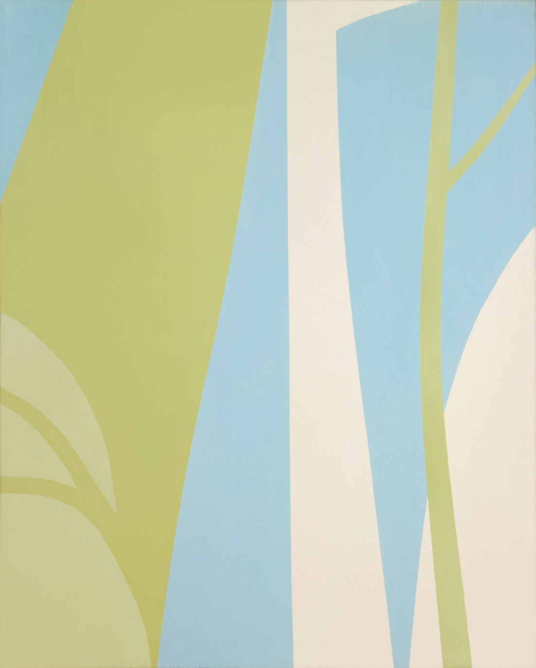 Untitled , 1962  oil on canvas 30 x 24 inches; 76.2 x 61 centimeters
