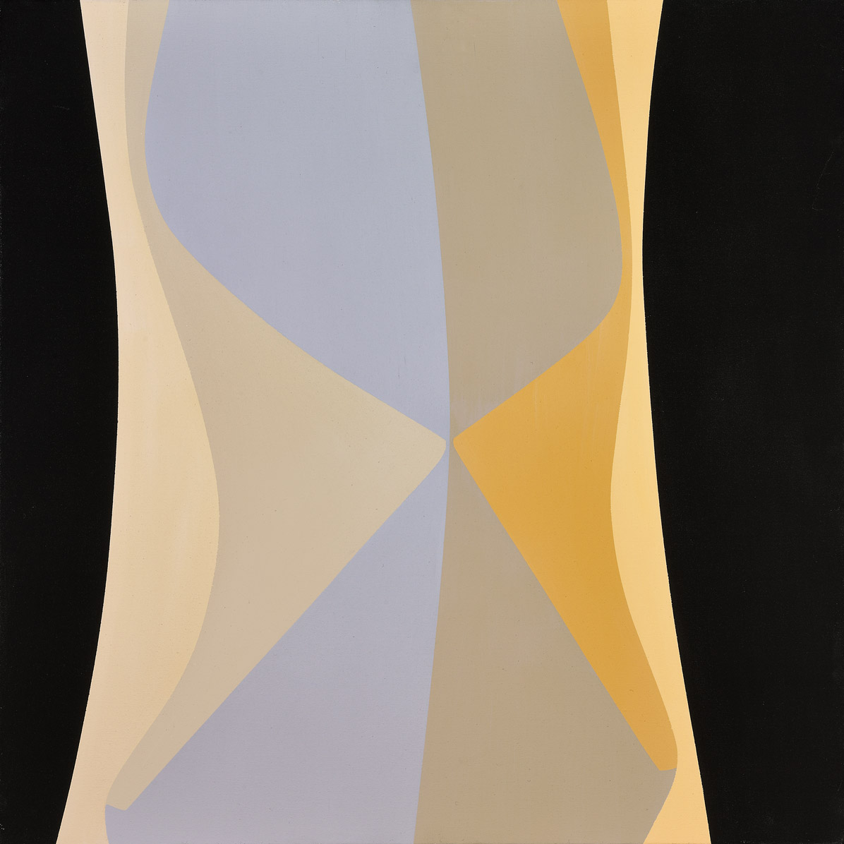 Untitled , 1968  acrylic on canvas 30 x 30 inches; 76.2 x 76.2 centimeters