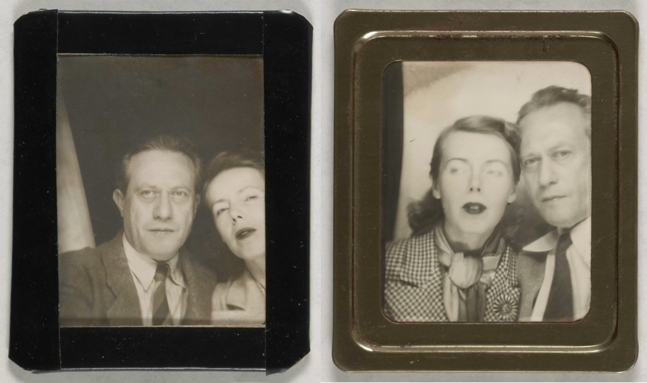 Helen Lundeberg and Lorser Feiteson, c. 1930s.