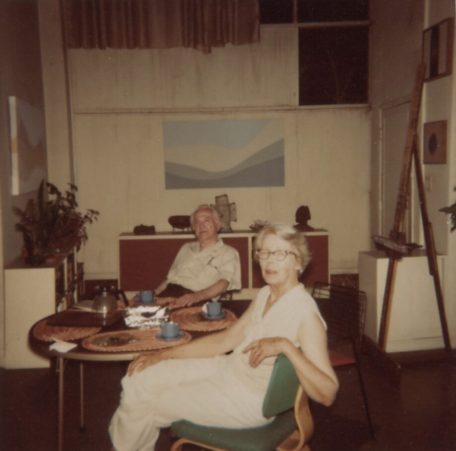 Feitelson and Lundeberg, June 1976.