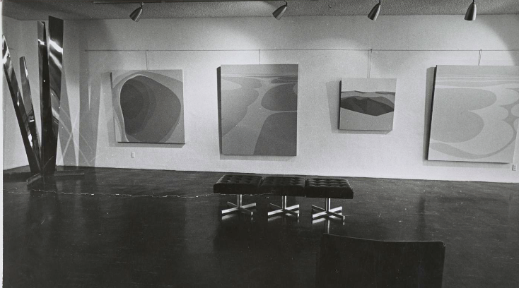Recent Paintings , David Stuart Galleries, 1967