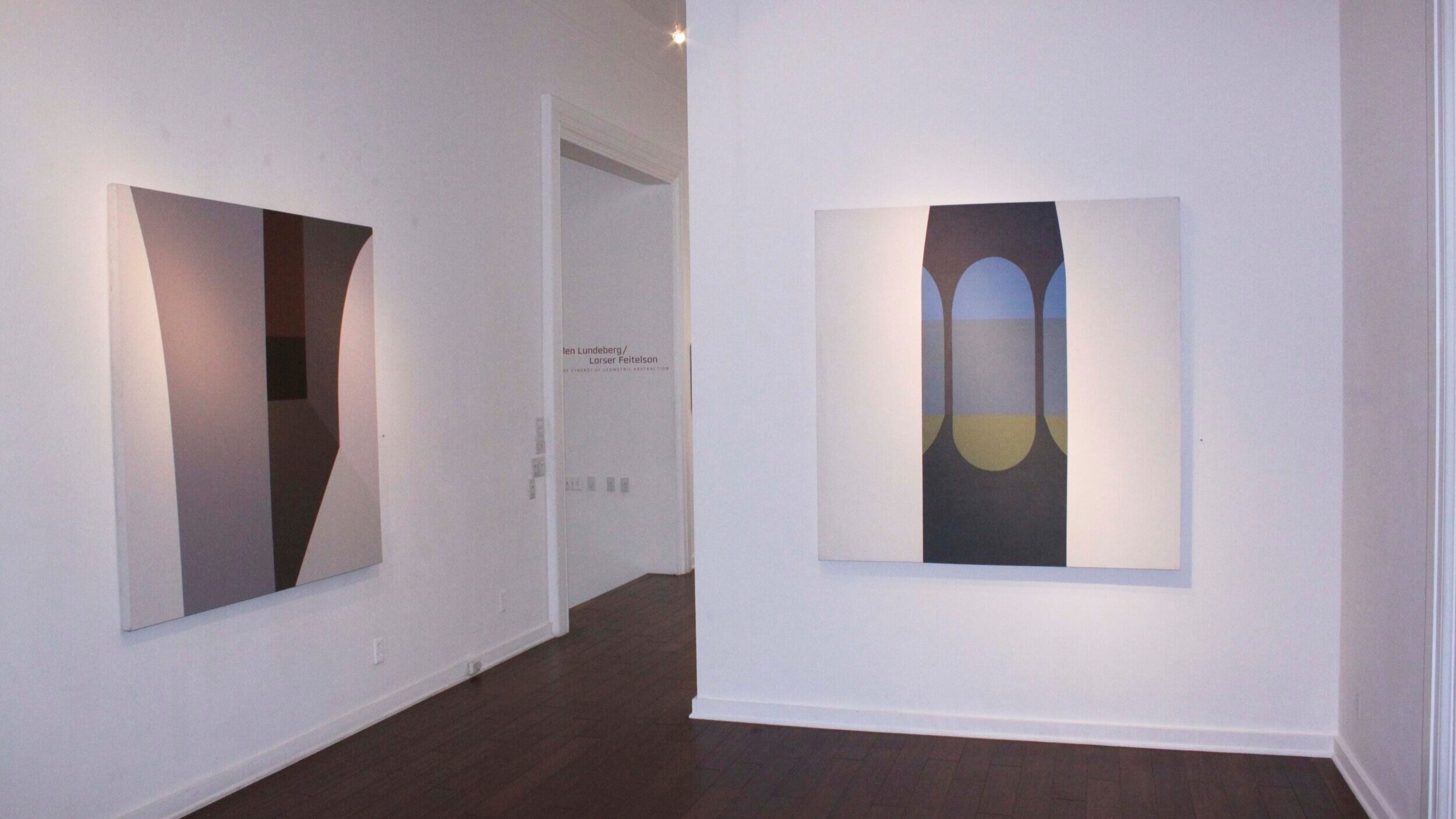 Helen Lundeberg/Lorser Feitelson and the Synergy of Geometric Abstraction , Louis Stern Fine Arts, 2014