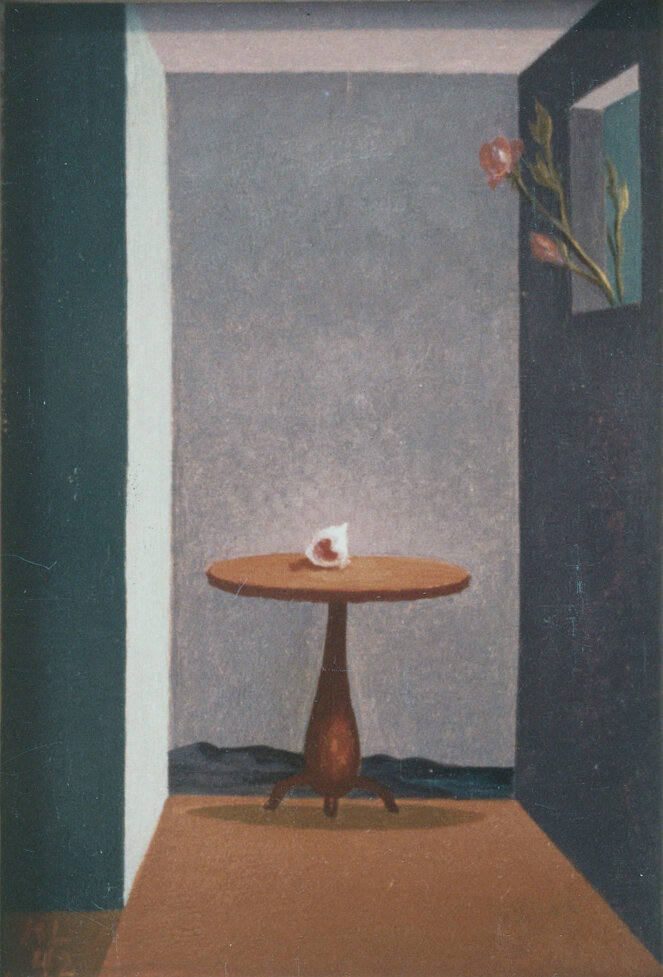 The Inquisitive Rose , 1952