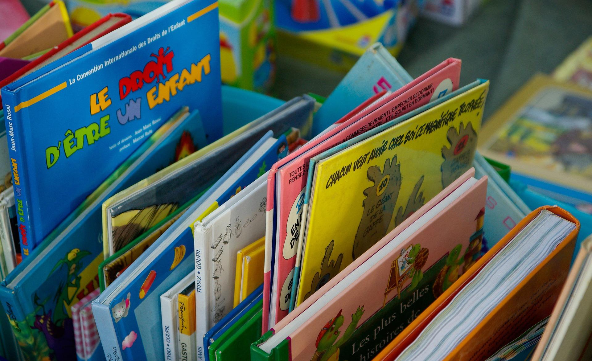 French children books - let's speak french brisbane