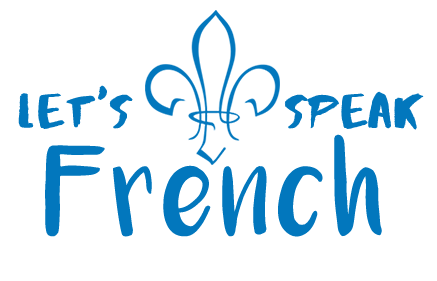 Let's Speak French logo - contact Lise Mariano to book your French lesson today!