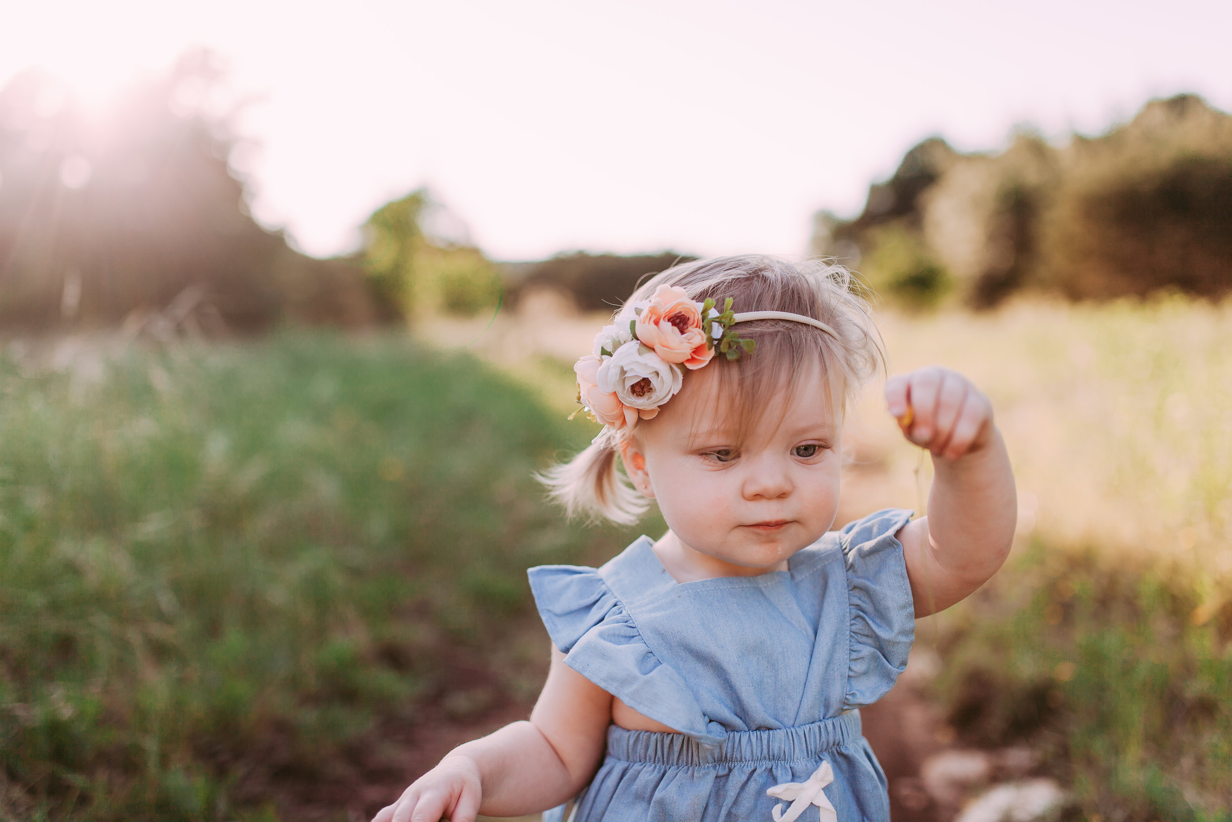 Milestone Session - A quick 30 minute session for your little one before they get any bigger! 25+ images to treasure.$275