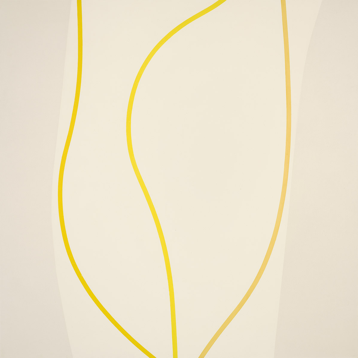 Untitled (September 22) , 1964  acrylic on canvas 60 x 60 inches; 152.4 x 152.4 centimeters