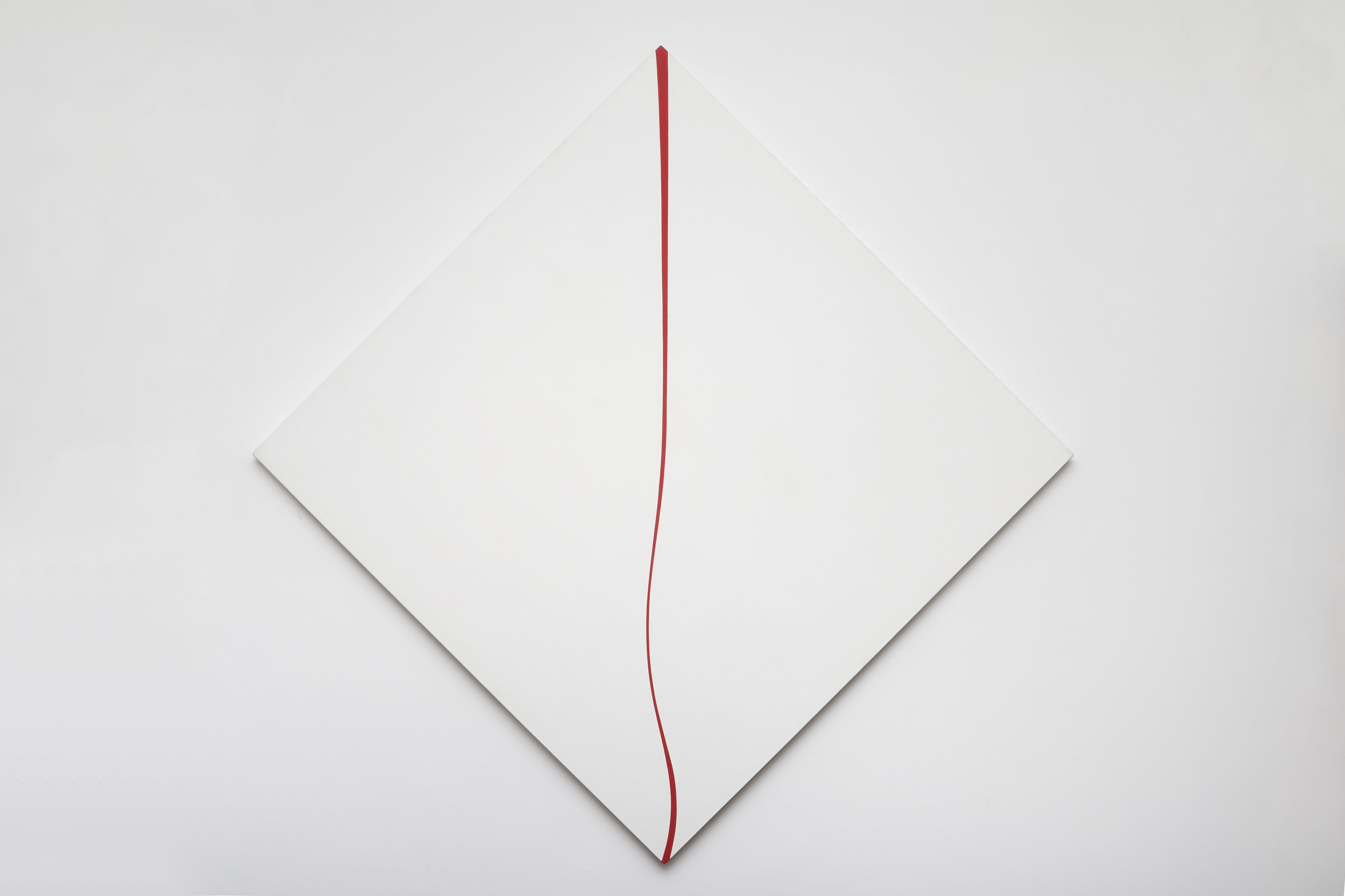 Untitled (April 18) , 1971  acrylic on canvas 85 x 85 inches; 215.9 x 215.9 centimeters