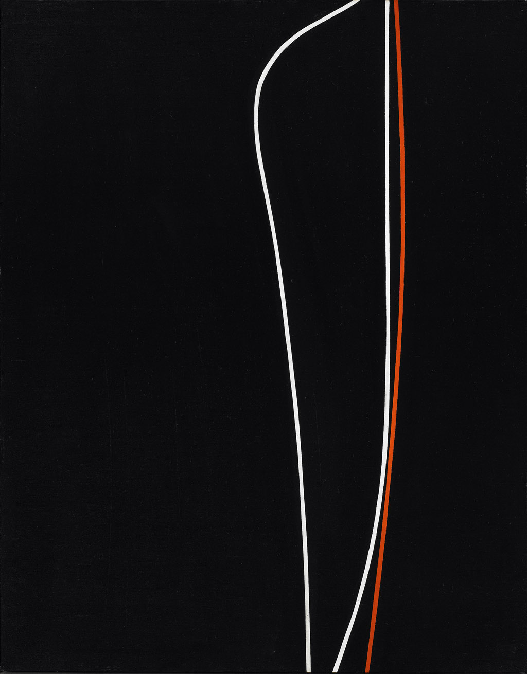 Untitled , 1977  acrylic on canvas 30 x 24 inches; 76.2 x 61 centimeters