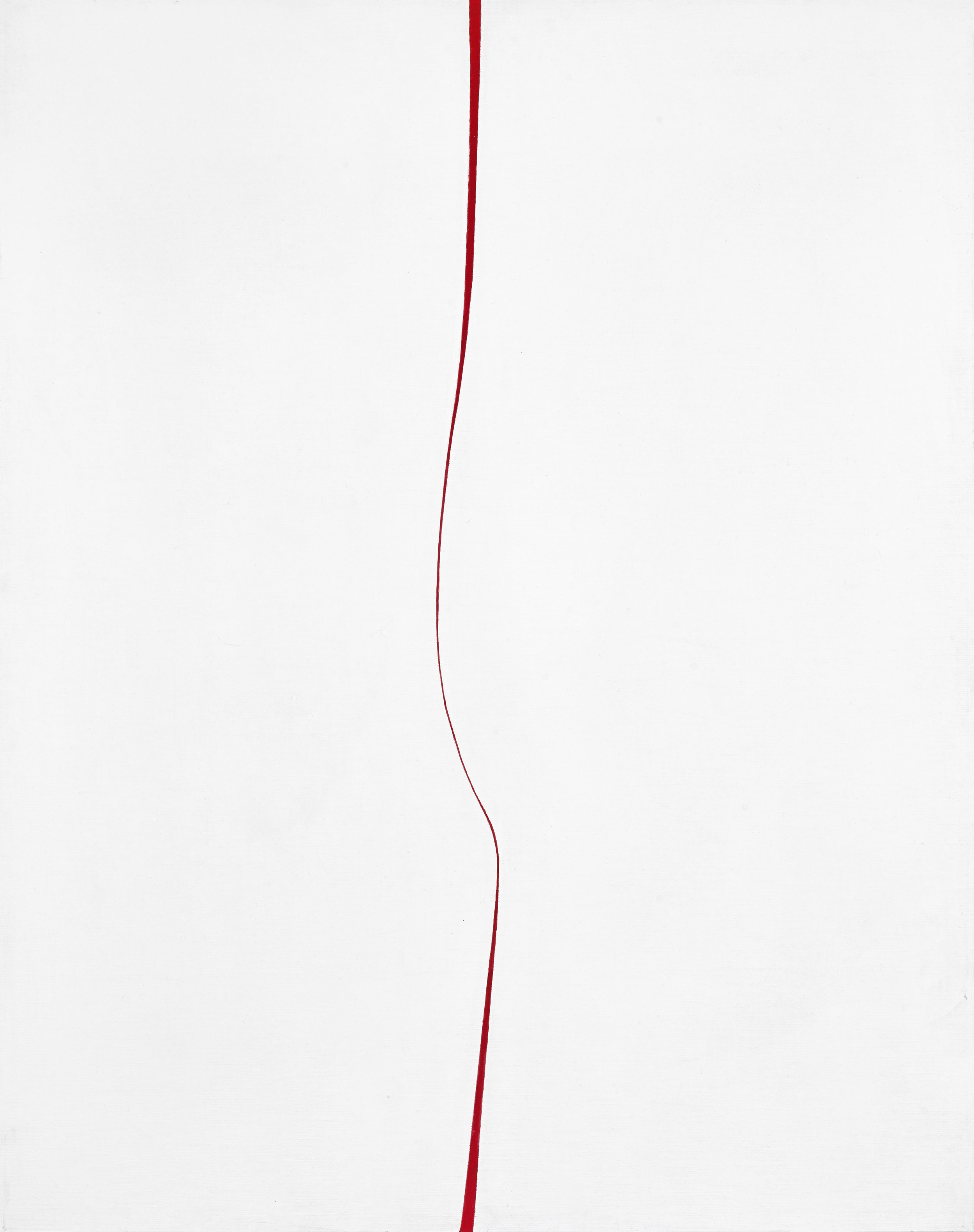 Untitled (June 14) , 1977  acrylic on canvasboard 30 x 24 inches; 76.2 x 61 centimeters