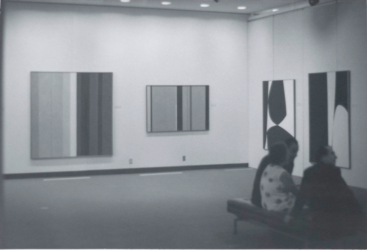 Lorser Feitelson, A Retrospective Exhibition,  Municipal Art Gallery, Barnsdall Park, Los Angeles, California, 1972.