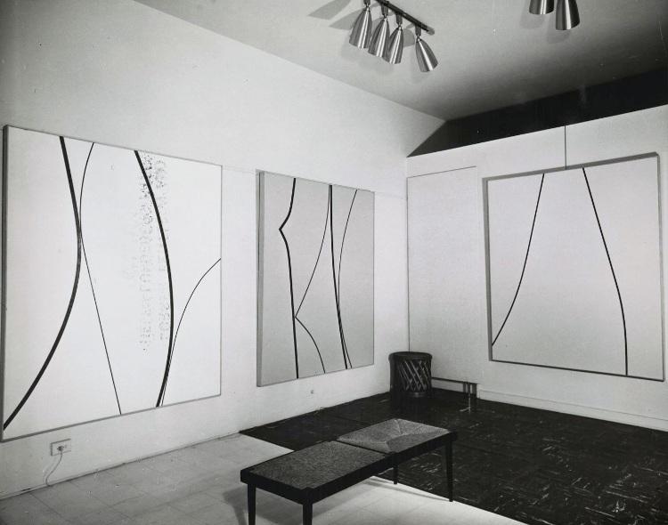 Ankrum Gallery, Los Angeles, California, 1962.