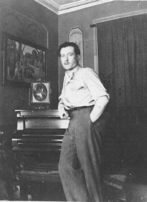 Lorser Feitelson, 1926.