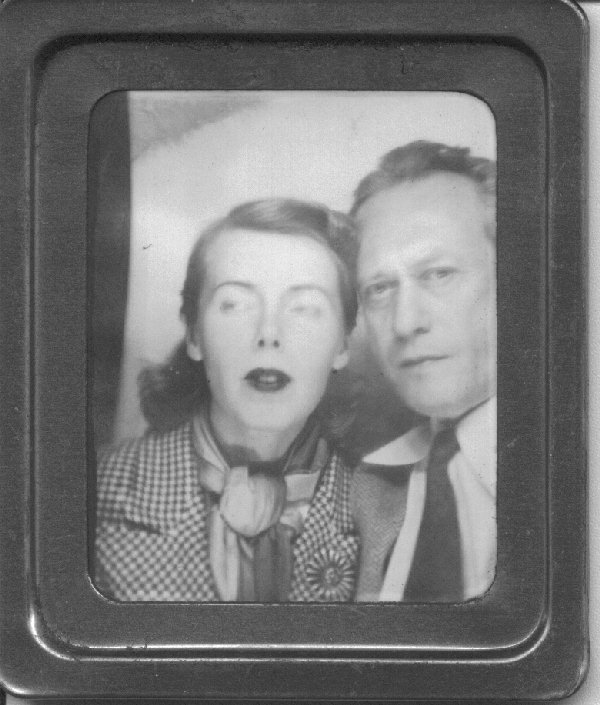 Lorser Feitelson and Helen Lundeberg, ca. 1940's