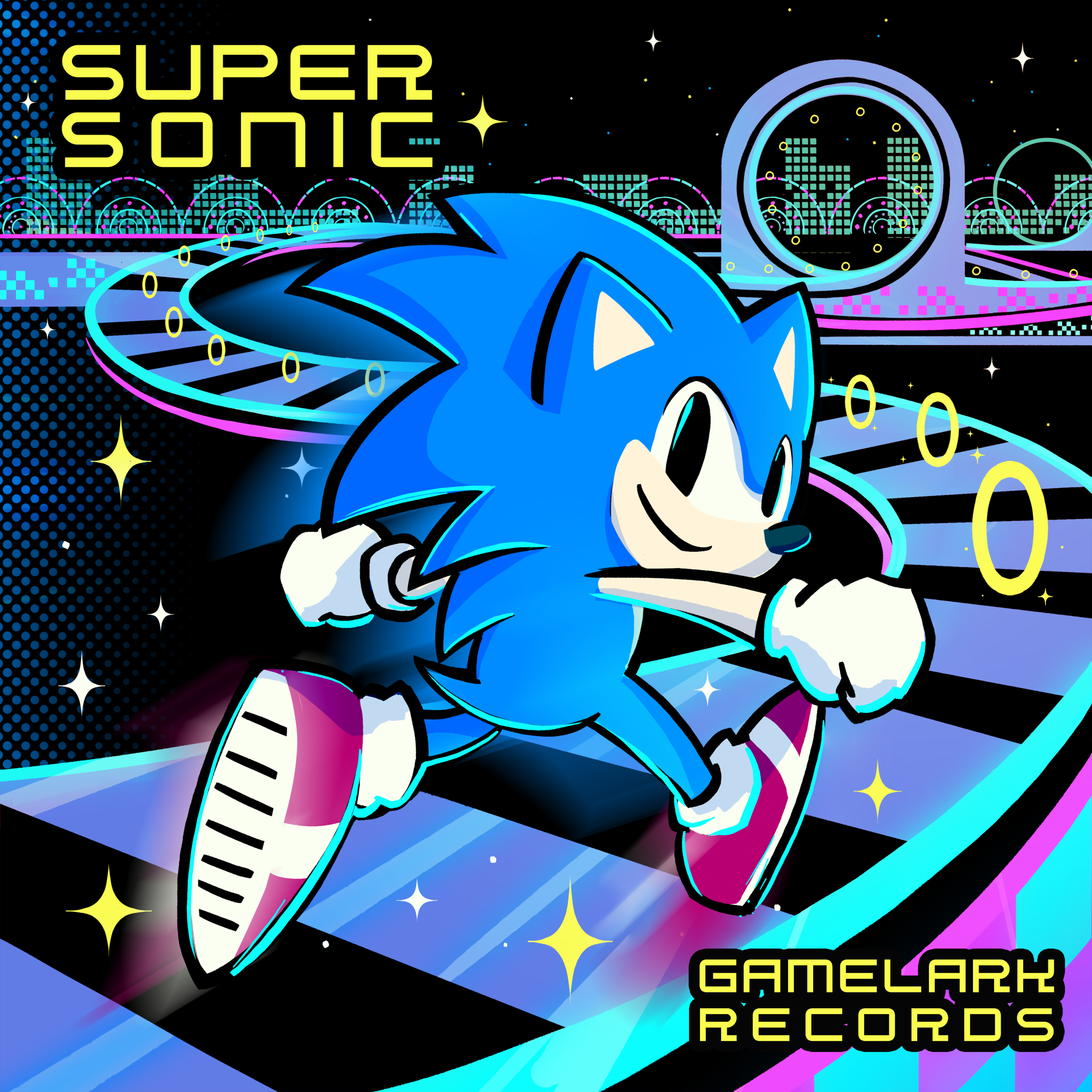 GameLark SUPERSONIC