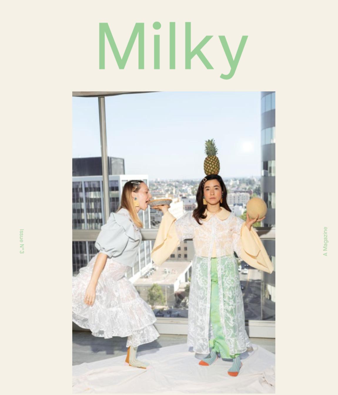 Milky Magazine