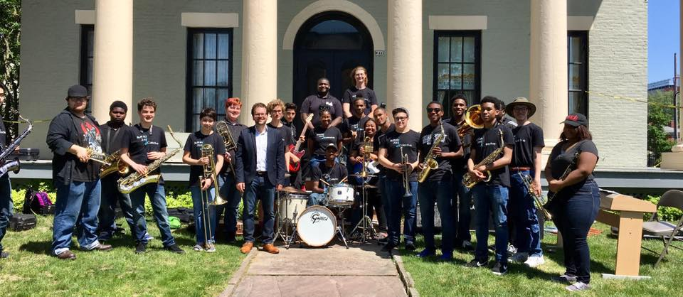 All City Jazz Performance @ Allentown Art Festival 2017 | Theodore Roosevelt Inauguration Site, front lawn