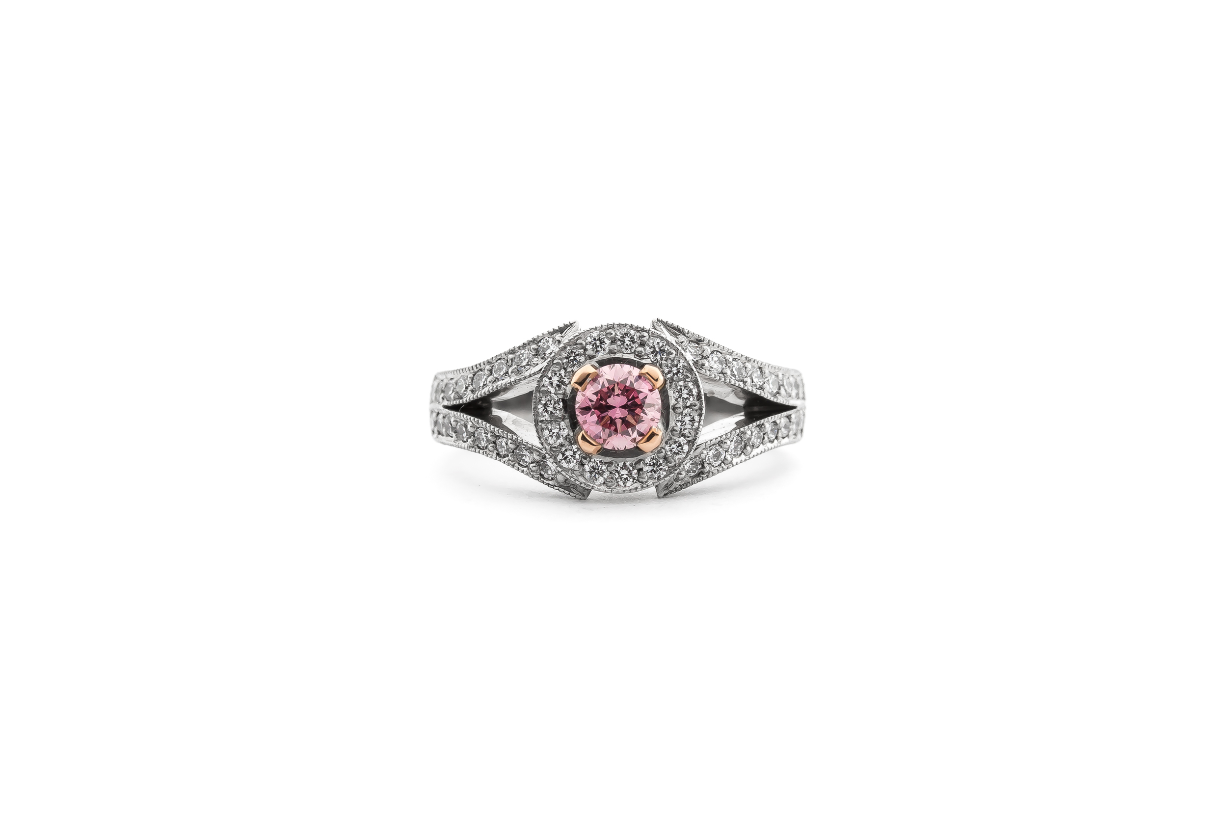 0.36ct 4P P1 Argyle Pink Diamond.