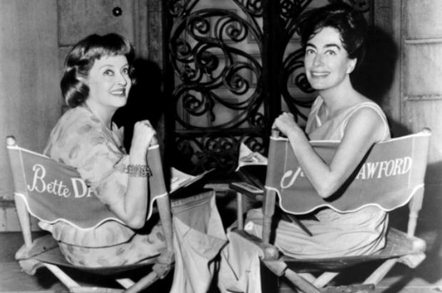 Bette Davis & Joan Crawford