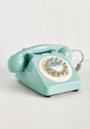 Retro Phone @  Mod Cloth  $69.99