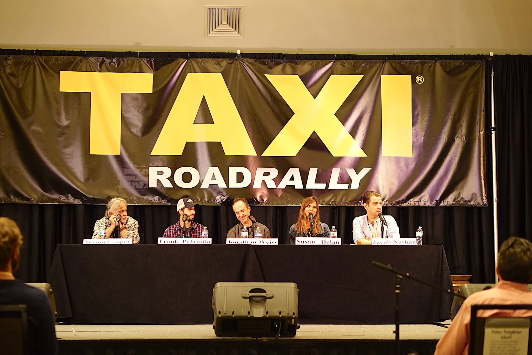 TAXI Music Conference 2017 - The Music Supervisor's Panel