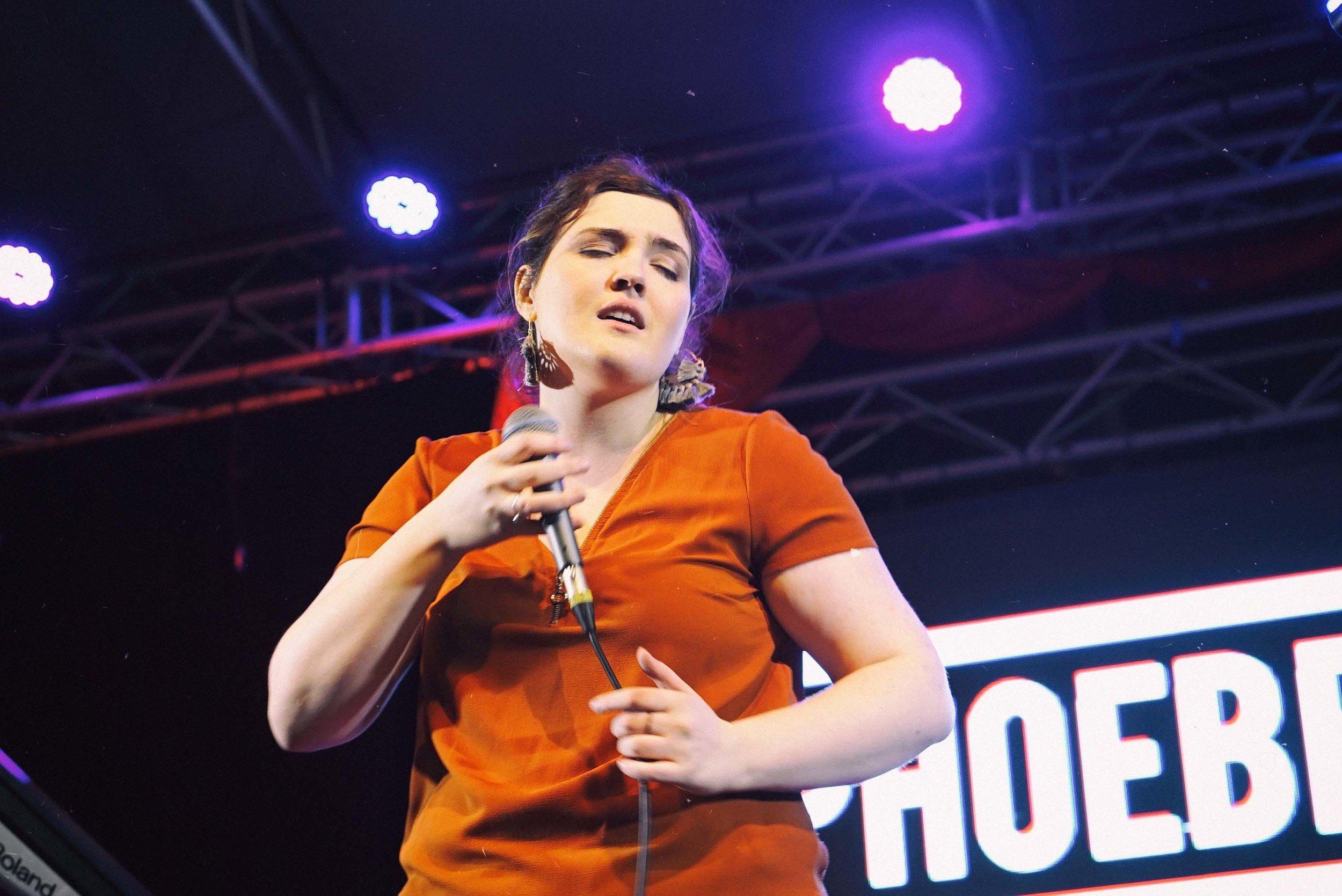Phoebe Sinclair at NightQuarter 2018