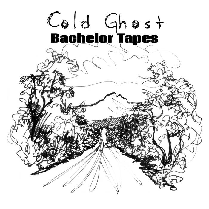 Cold Ghost - Album Cover - Bachelor Tapes