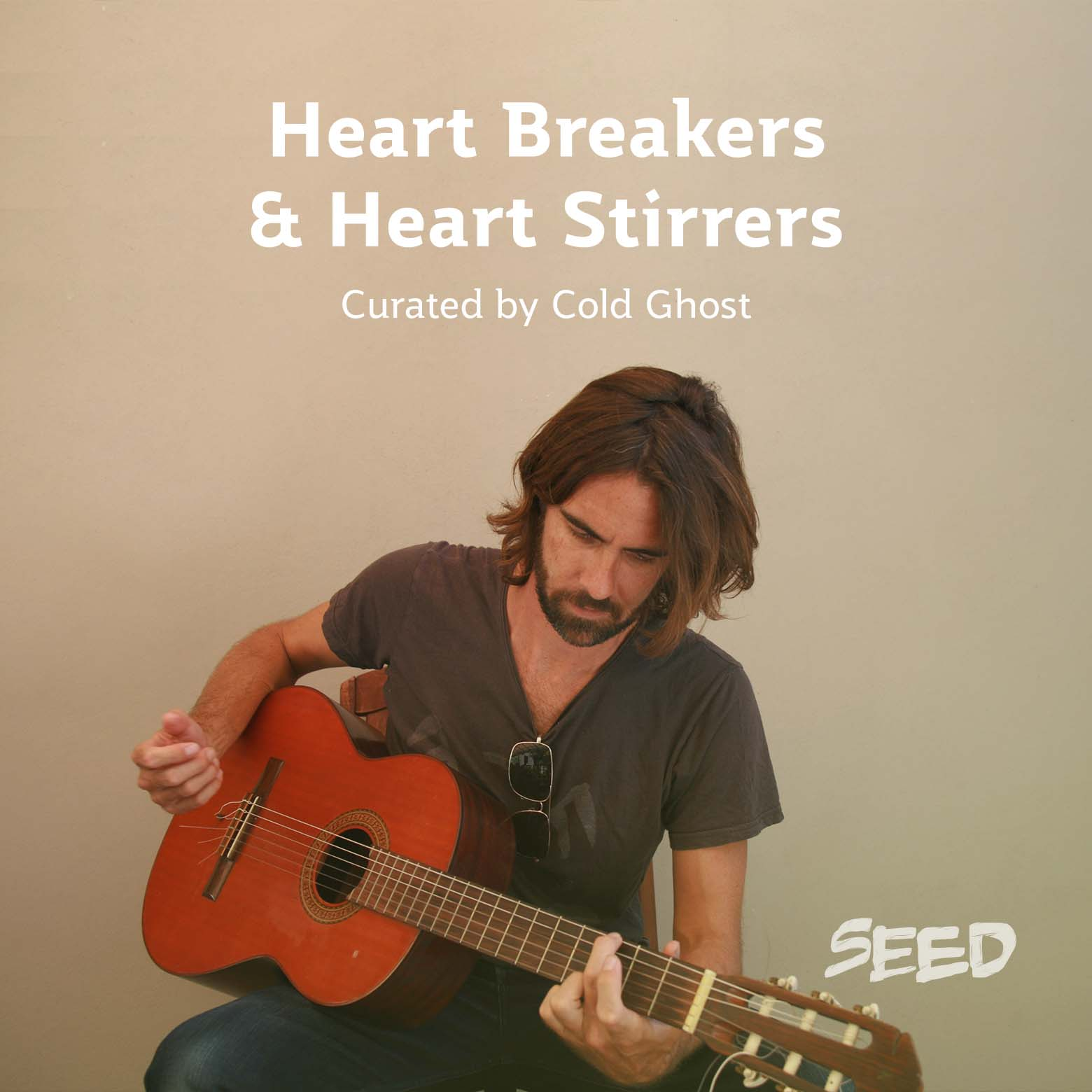 Cold Ghost - Heart Breakers and Heart Stirrers - Spotify Playlist Cover