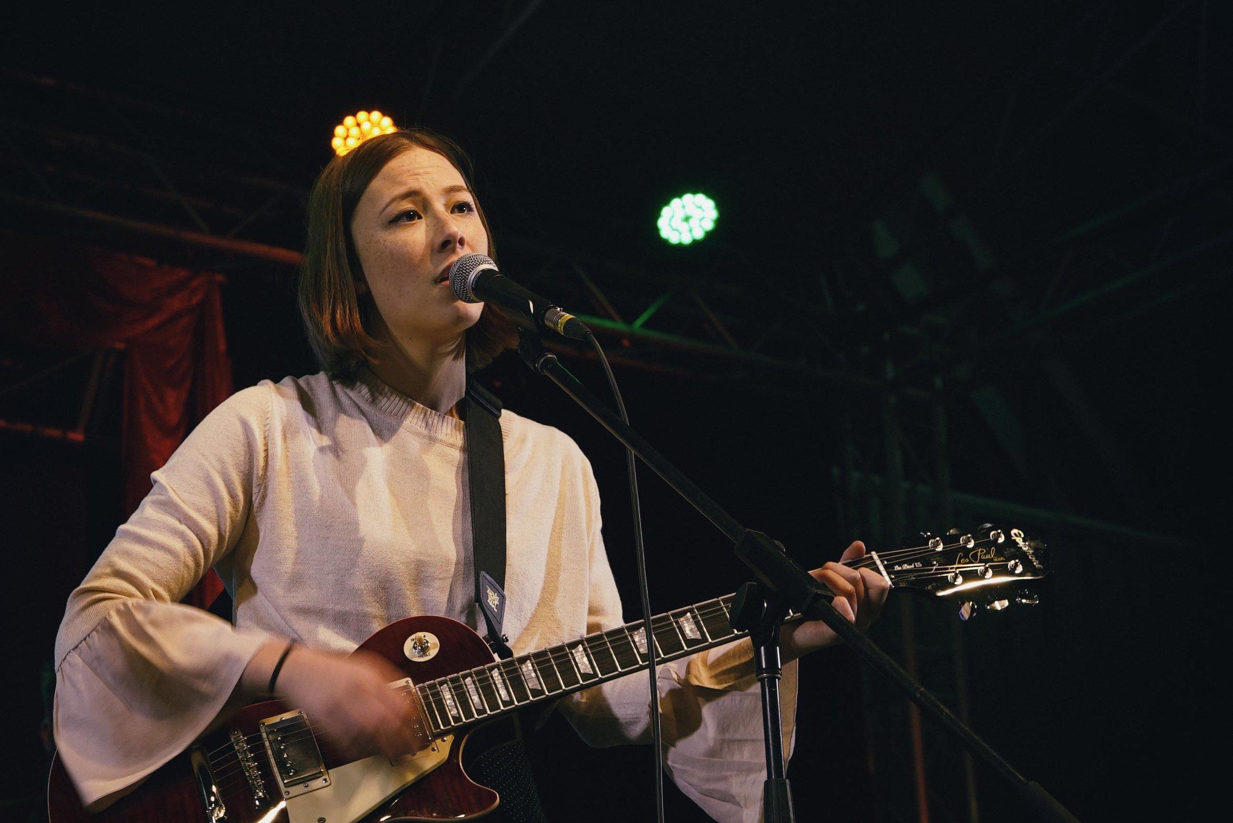 Hazel Mei at NightQuarter 2018