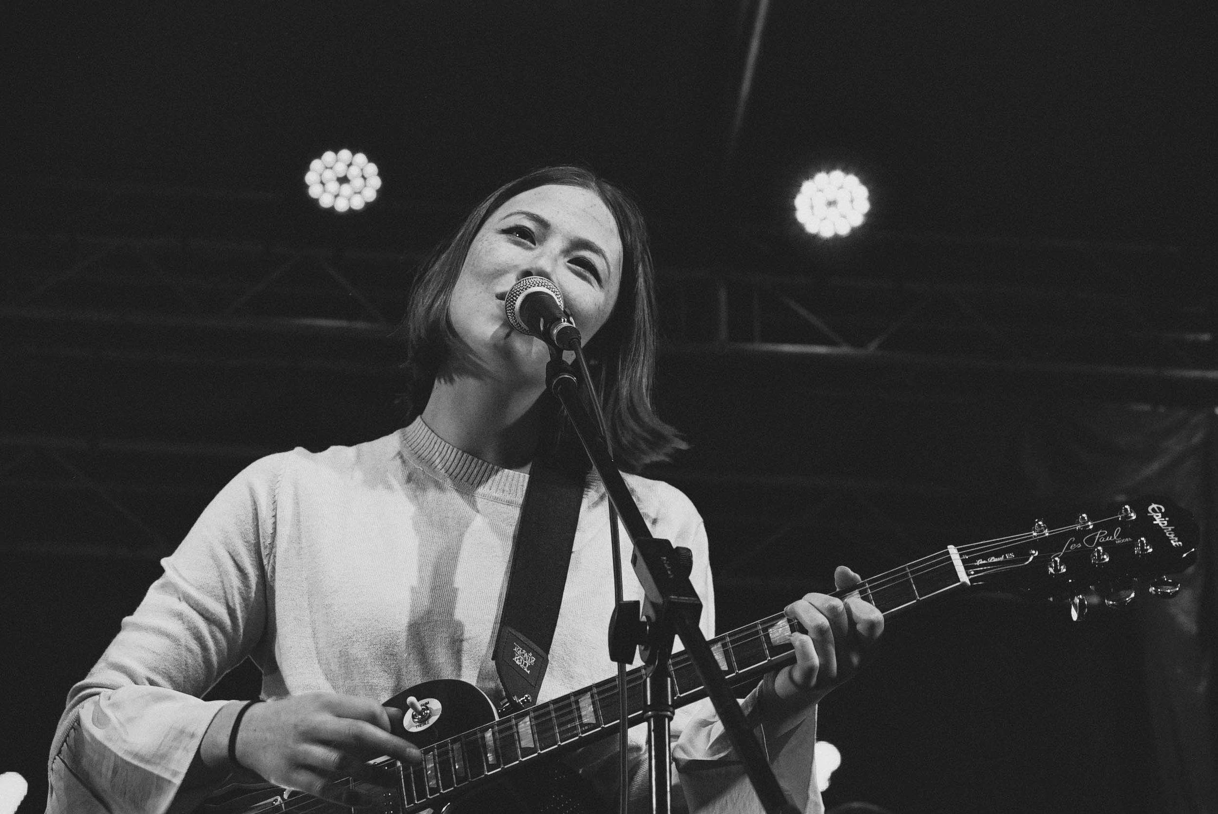 Hazel Mei at NightQuarter 2018-2