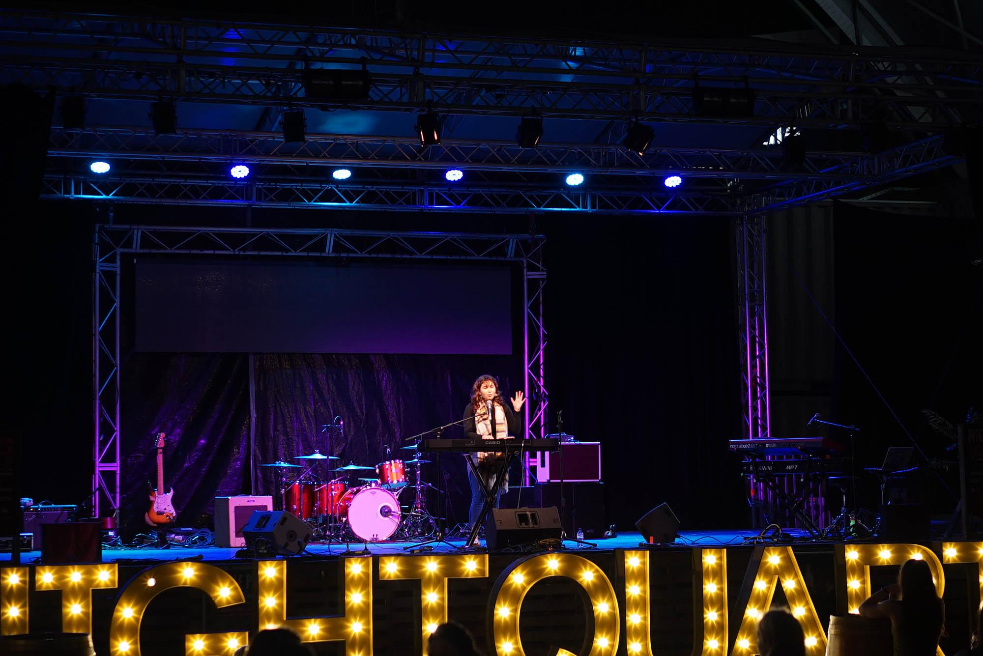 Sophia Koop at NightQuarter
