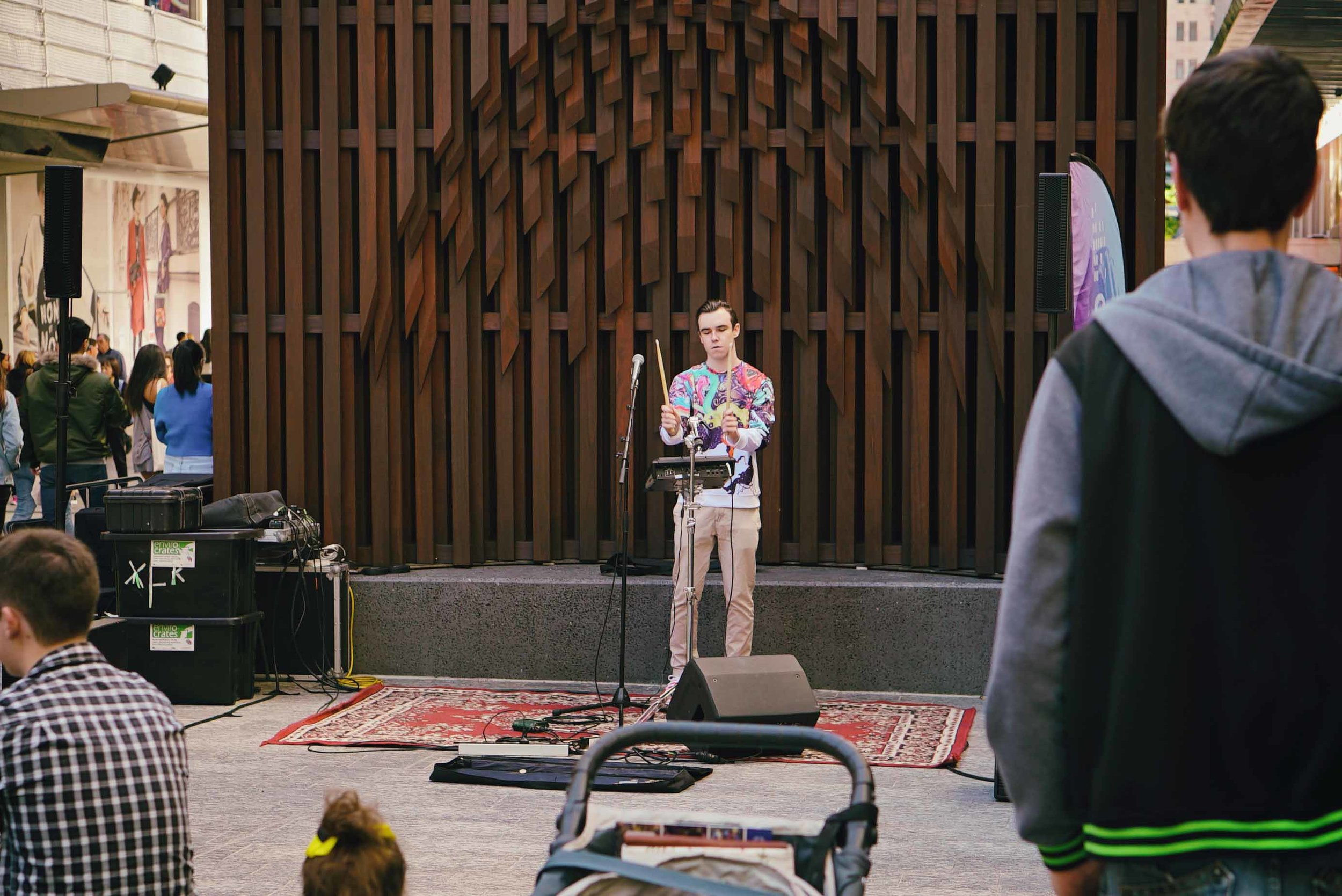 Lucalion at City Sounds 2018