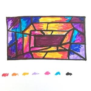 Let The Light In Idea Sketch