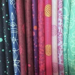 Fabric pull for Murmuration