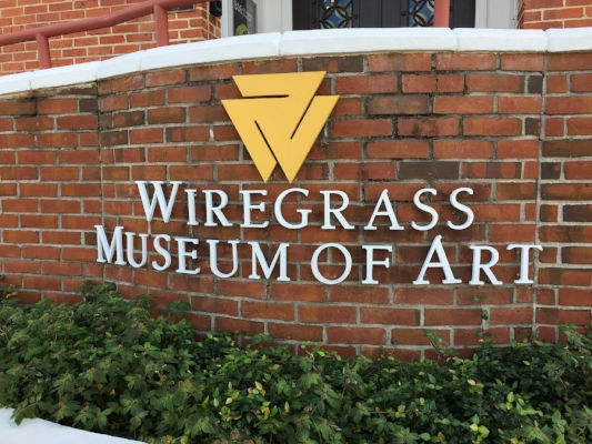 Dothan's local (and free!) art museum