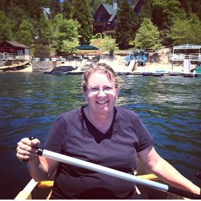 Kathy, May 2015